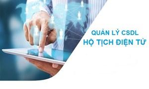 Bảo đảm an toàn thông tin cơ sở dữ liệu hộ tịch điện tử