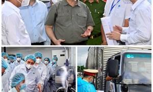 Chính phủ tăng cường thực hiện các biện pháp phòng, chống dịch COVID-19
