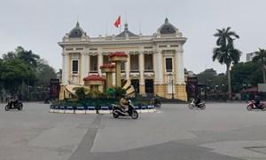 Hà Nội tiếp tục giãn cách xã hội theo Chỉ thị số 16/CT-TTg của Chính phủ