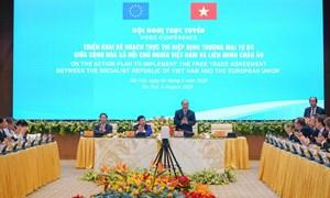 EVFTA thúc đẩy các doanh nghiệp Việt Nam tự nâng cấp chính mình