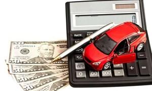 Vay tiền mua ô tô, lãi suất ngân hàng đồng loạt giảm sâu