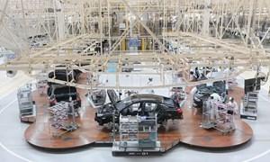 Bộ Tài chính đề xuất điều kiện áp dụng Chương trình ưu đãi thuế nhập khẩu linh kiện ô tô