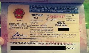Khai tử quy định lạ lùng về thị thực