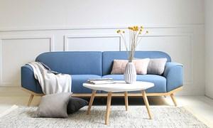 Kỵ nhất sofa không có điểm tựa và độc chiêu hoá giải