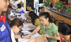 Giải quyết việc làm cho sinh viên tốt nghiệp tại các trường đại học, cao đẳng tỉnh Nghệ An