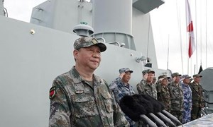 Mỹ - Trung và ván cờ trên khu vực Thái Bình Dương
