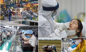 Hai kịch bản tăng trưởng kinh tế nửa cuối năm 2021