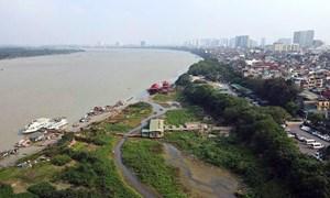 Quy hoạch sông Hồng được duyệt, khu vực Đông Hà Nội sang chương mới?