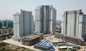 Hà Nội: Khoảng cách giá căn hộ chung cư dần thu hẹp