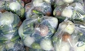 Triển khai thí điểm túi an sinh combo nông sản tại TP. Hồ Chí Minh
