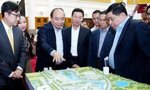 Chính phủ: Tạo điều kiện tối đa để Trung tâm Đổi mới sáng tạo Quốc gia phát triển