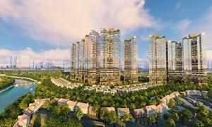 Dòng tiền đổ về thị trường căn hộ bình dân vùng giáp ranh Sài Gòn
