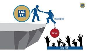 Khẳng định vai trò trong hoạt động mua, bán nợ trên thị trường
