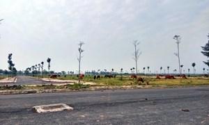 Sau sốt đất, nhiều dự án không bóng người