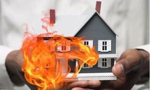 Vì sao vay mua nhà phải kèm bảo hiểm cháy nổ?