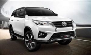 Xe Toyota được giảm giá 40-64 triệu đồng trong tháng 9