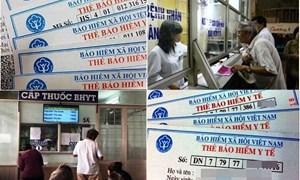 Nhiều địa phương gia tăng chi khám chữa bệnh bảo hiểm y tế