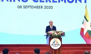 ASEAN tự tin tiến bước trên con đường xây dựng Cộng đồng đoàn kết, tự cường