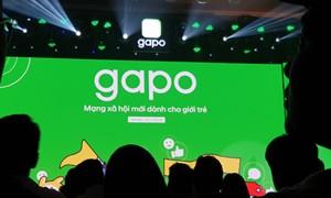 Sau gần 7 tuần ra mắt, mạng xã hội Gapo sắp cán mốc 2 triệu người dùng
