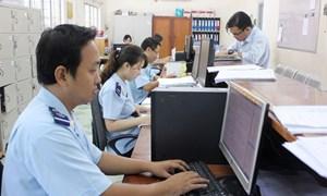 Tổng cục Hải quan tiếp tục đứng thứ nhất trong bảng xếp hạng cải cách hành chính