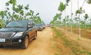 Chính sách giảm nghèo ở tỉnh Saravanh, nước Cộng hòa dân chủ nhân dân Lào