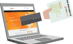 Ngành Thuế đẩy mạnh triển khai hóa đơn điện tử