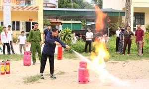 Xây dựng phong trào Toàn dân tham gia công tác phòng cháy chữa cháy