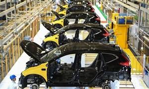 Sản xuất, lắp ráp ô tô trong nước: Tín hiệu khởi sắc trở lại