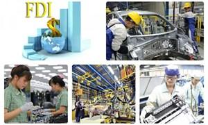 Lượng vốn FDI đổ vào Việt Nam tăng 4,4% so với cùng kỳ 2020