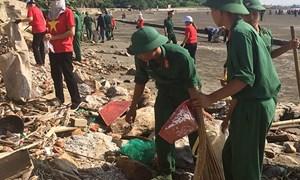 Chung tay chống ô nhiễm rác thải nhựa