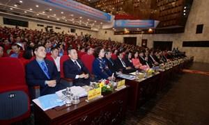 Khai mạc Đại hội Thi đua yêu nước trong công nhân viên chức lao động toàn quốc lần thứ X
