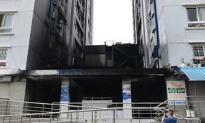 Lỗ hổng trong phòng cháy chữa cháy tại chung cư