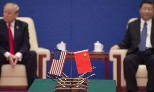 Đàm phán thương mại Mỹ - Trung sẽ bắt đầu lại vào ngày 10/10
