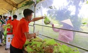 TP. Hồ Chí Minh: Tăng cường kết nối tiêu thụ nông sản, thực phẩm an toàn