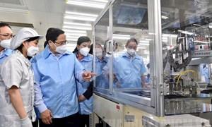 Đẩy nhanh phục hồi sản xuất trong bối cảnh phòng, chống dịch bệnh COVID-19