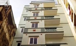 Khó khăn xây dựng quy chuẩn nhà ở 25m2