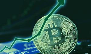 Bitcoin bất ngờ phi mã