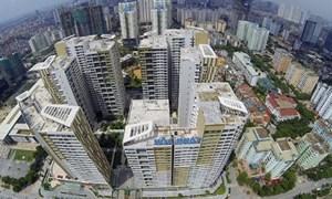 Thanh khoản thị trường chung cư Hà Nội sụt giảm mạnh