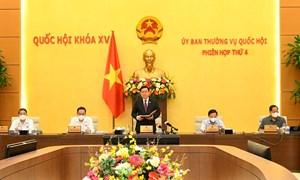 Bàn thảo nội dung tổ chức Kỳ họp thứ 2, Quốc hội khóa XV