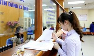 Tiếp tục nghiên cứu, đề xuất các giải pháp hỗ trợ người nộp thuế