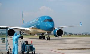 Kế hoạch tiếp tục thực hiện Hướng dẫn tạm thời về triển khai các đường bay nội địa