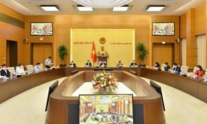 Giảm thời gian làm việc nhưng phải bảo đảm chất lượng của Kỳ họp thứ 2 Quốc hội khóa XV