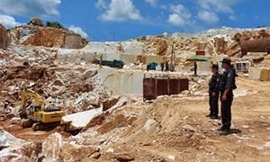 Bộ Tài chính không có cơ sở ban hành quy định thu phí thẩm định đề án đóng cửa mỏ