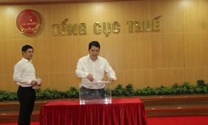 Tổng cục Thuế phát động quyên góp, chung tay ủng hộ nhân dân bị thiệt hại do bão lũ