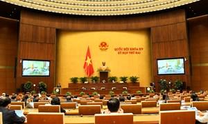 Ngày làm việc thứ 3, Quốc hội bàn thảo nhiều nội dung quan trọng
