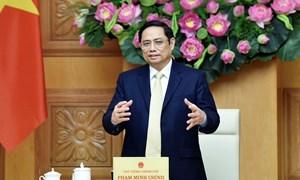 Thủ tướng Phạm Minh Chính tiếp Đại diện các tổ chức của Liên Hợp Quốc tại Việt Nam