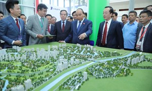 Đô thị thông minh: Kênh tăng trưởng quan trọng của quốc gia