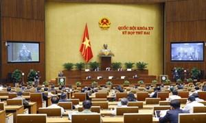 Ngày 23/10, Quốc hội thảo luận 2 dự án Luật; công tác phòng chống tội phạm; phòng chống tham nhũng