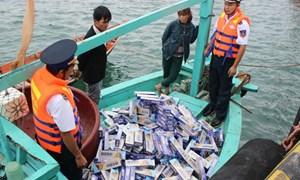 Siết chặt công tác chống buôn lậu thuốc lá