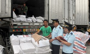 Gắn trách nhiệm của người đứng đầu với kết quả công tác chống buôn lậu, gian lận thương mại